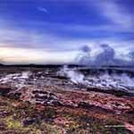 Waar ligt IJsland - Landschap IJsland