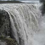 Watervallen IJsland - Dettifoss