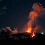 Vulkaan IJsland - Eyjafjallajökull
