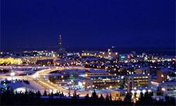 Gebouwen Reykjavik