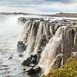 Watervallen IJsland - Selfoss