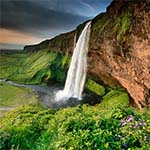 Watervallen IJsland - Seljalandsfoss