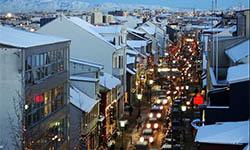 Stedentrip IJsland